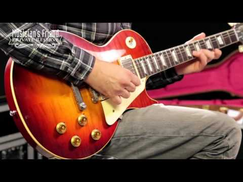 Gibson Custom 2015 Collector's Choice #5 - Tom Wittrock Donna 1959 Les Paul Electric Guitar