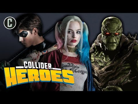 The DC Streaming Universe Arrives! - Heroes