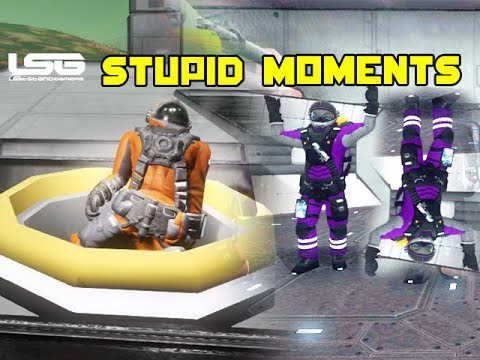 Space Engineers - Funny & Stupid Moments Lots of Destruction |