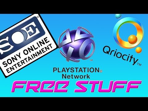 PSN, CLASS ACTION SETTLEMENT,Do You Qualify For A Free Game(SOE,Qriocity