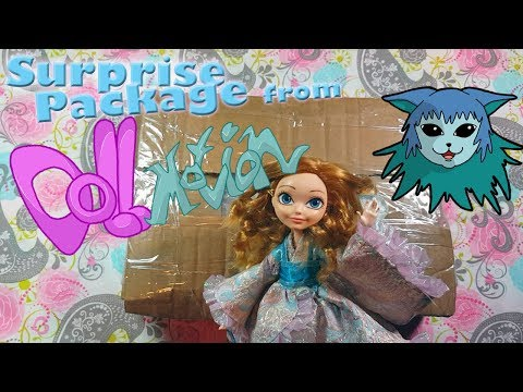 Unboxing! - Surprise Package from *Doll Motion*!