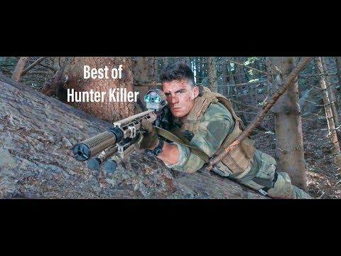 Hunter Killer - fight scene - 2018 HD [ 猎人杀手 ].