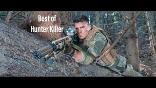 Hunter Killer - sniper scene - 2018 HD  (안보신 분 클릭 금지). Thumb