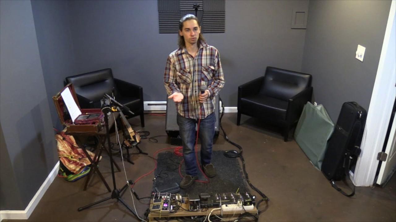 Tone Michael Crawford Rig Rundown Youtube Teese Rmc3fl Wah Pedal