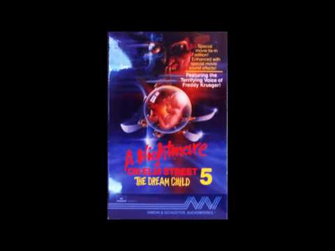 Nightmare on Elm Street 5 Audiobook