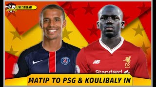 Exclusive: Joël Matip to PSG is on ✅ Liverpool to use Matip sale to buy Kalidou Koulibaly