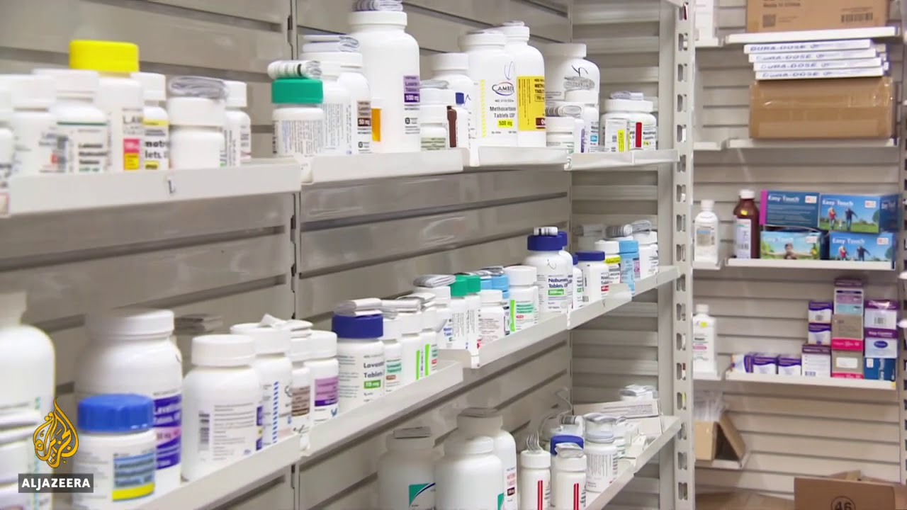 US buys nearly all stocks of coronavirus drug remdesivir.
