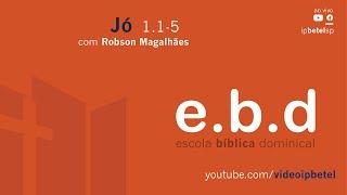 Reunião de Oração e Escola Bíblica Dominical | #LiveBetel