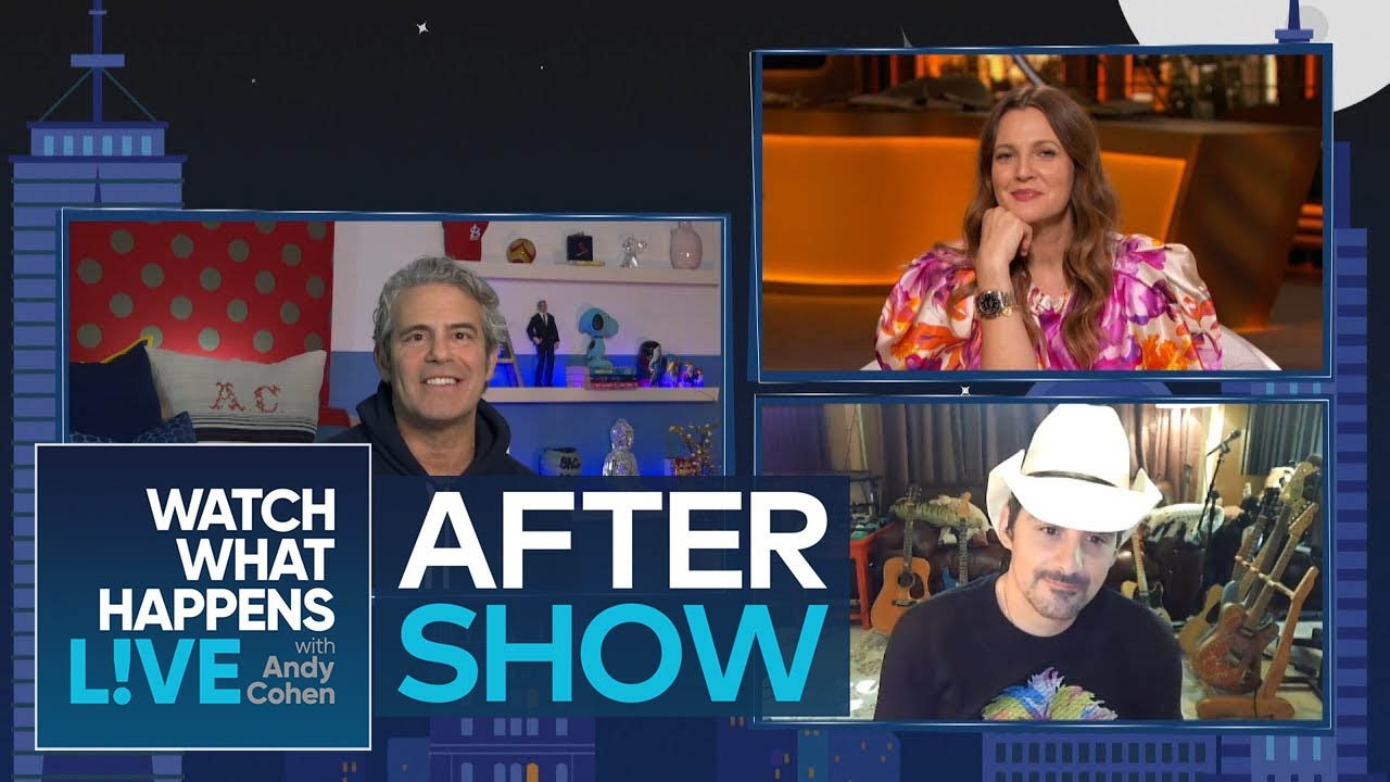 After Show: Brad Paisley on Donating 500,000 Meals | WWHL