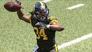 Madden 17 Top 10 Plays of the Week Episode 24 - HALFBACK PASS FOR A TOUCHDOWN!