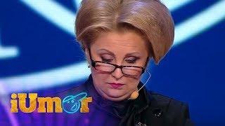 Irena Boclincă, sosia Vioricăi Dăncilă și câștigătoarea sezonului 6, momente virale la iUmor