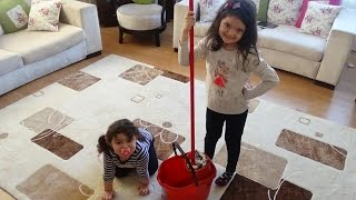 Evde Roller Değişiyor Masal Anne Oluyor