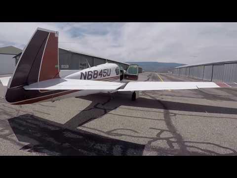 Flying Mooney Super 21 6/18/18
