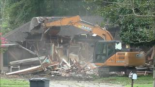 The Homeweckers ~ How to demolish a house