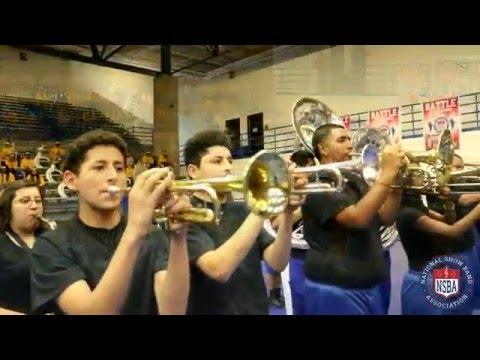 National Show Band Association Battle of The Bands (FULL BATTLE)