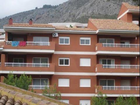 New 2 Bedroom Apartment Altea €81,100 www.fiestaproperties.com