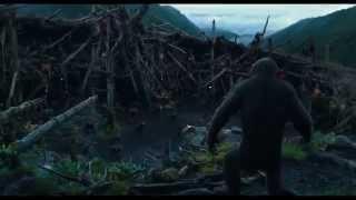 Трейлер фильма онлайн Планета обезьян: Революция