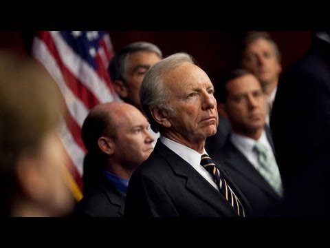 Senator Joe Lieberman's Farewell: Connecticut Lawmaker Looks Back