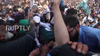 India: Huge anti-India protests erupt in Kashmir amid deadly clashes