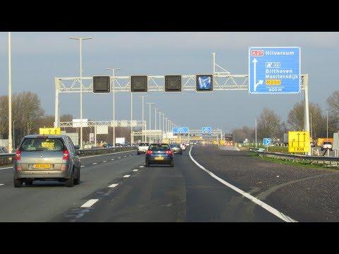 A27/A1 Utrecht - Hilversum - Amersfoort