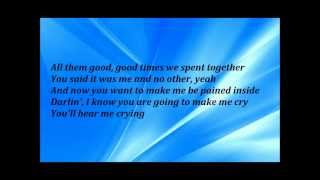 UB40 - Please dont make me cry lyrics