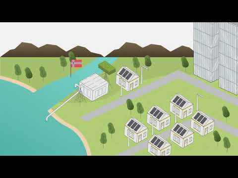 Energía azul, a medio camino entre los ríos y el mar | ACCIONA Imnovation