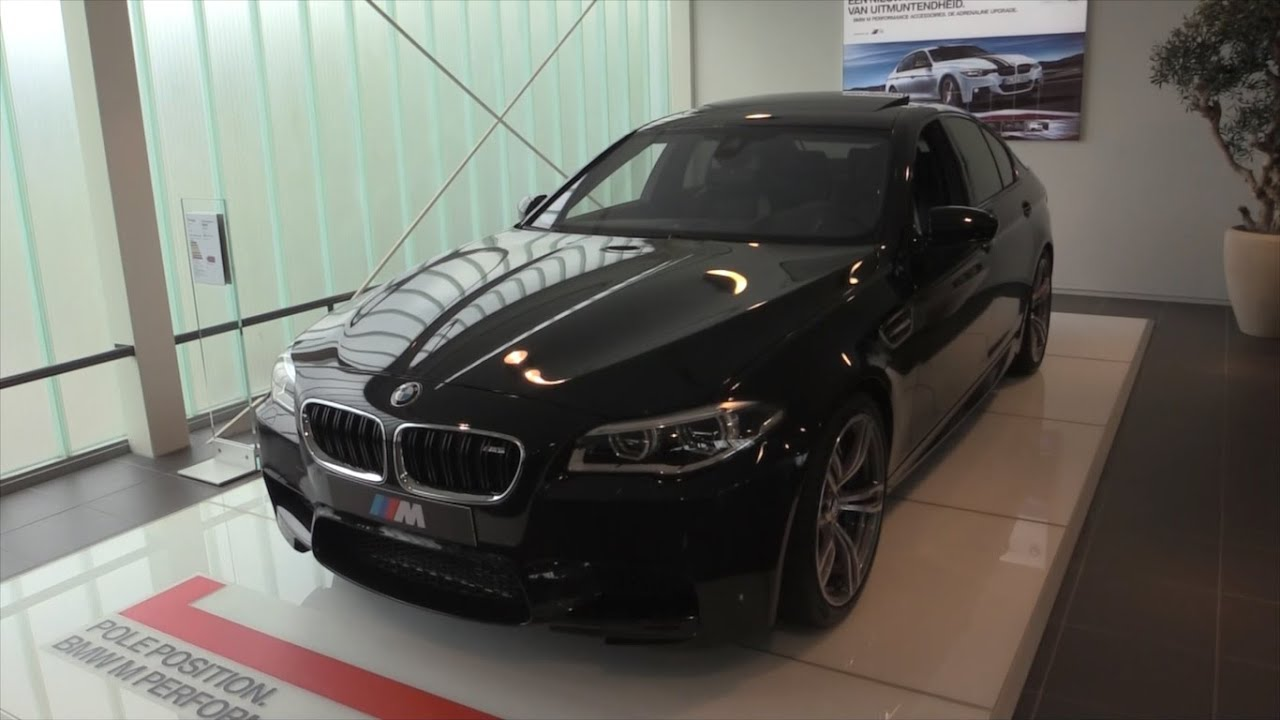 bmw m5 2016 in depth review interior exterior youtube. Black Bedroom Furniture Sets. Home Design Ideas