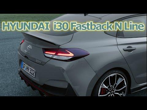 2020 New Hyundai i30 Fastback N Line