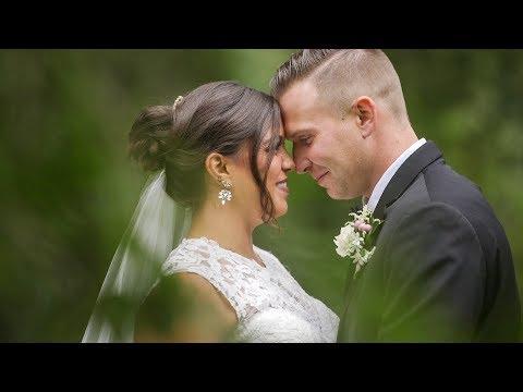 Elyse & Ryan: Wedding Film at the Blithewold Mansion in Rhode Island