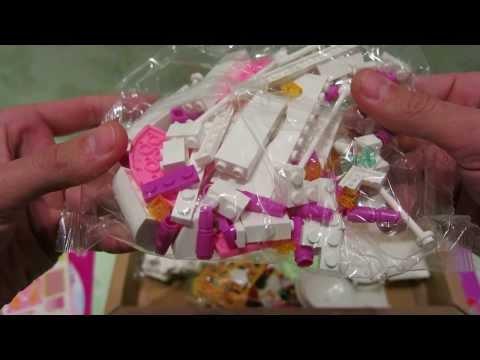 Конструктор Sluban Brick (Слубан Брик) Розовая мечта (Girls Dream) Летнее кафе...