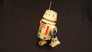 Star Wars 1/6 Scale Action Figure Review: R5-D4