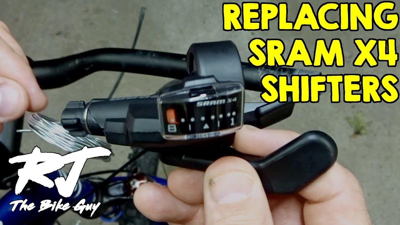 Sram SX4 Trigger 7 Speed Shifter
