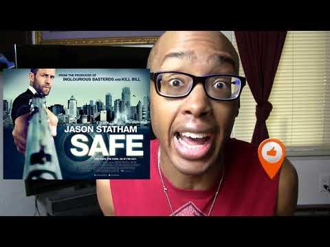SAFE Review   netflix jason stathan chinese mob triad action movie film видео american drama hdjr2