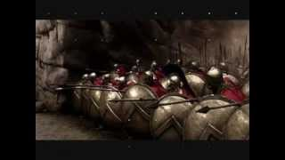 300 - Spartans & King Leonidas *Dedication* by Naledge