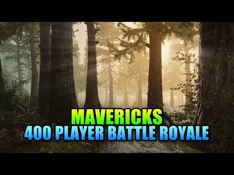400 Player Battle Royale Is Happening - Mavericks: Proving Grounds
