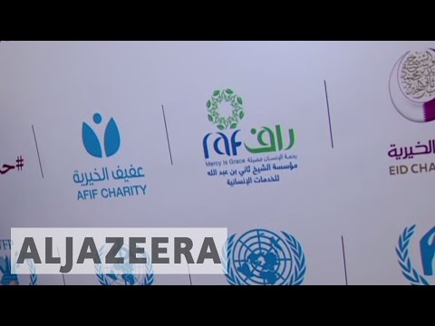 Qatar charities sign $8.5m-worth of deals with UN for Syria