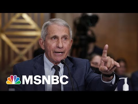 Fauci Worried About Delta Variant Spread 'If We Don't Do The Right Thing'
