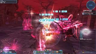 【PSO2】異世界の残滓 深淵度20 Te/Hu