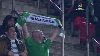 Calentamiento RCD Mallorca vs Real Betis