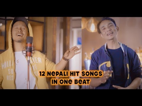 12 Nepali Hit Songs On 1 Beat  Chhewang Lama X Sanjeet Shrestha