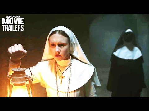 THE NUN Trailer NEW (2018) - Corin Hardy The Conjuring Spin-Off Mp3