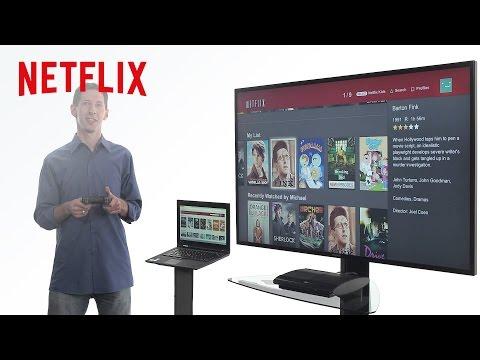 First Look: Netflix