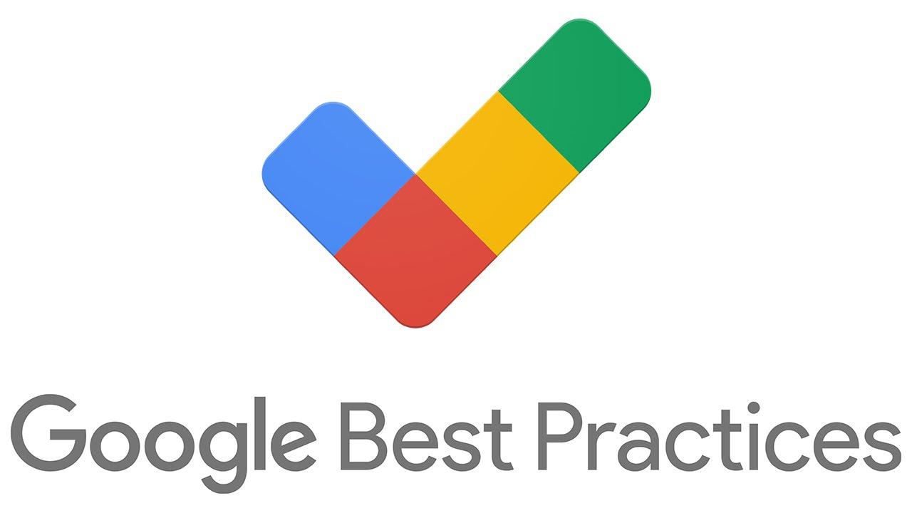 Consider Google SEO Best Practice