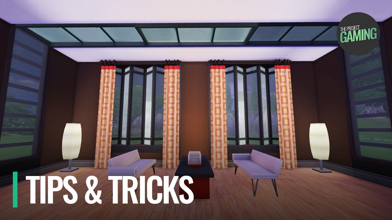 My Method For Ceiling Skylights The Sims 4 Building Tips Tricks