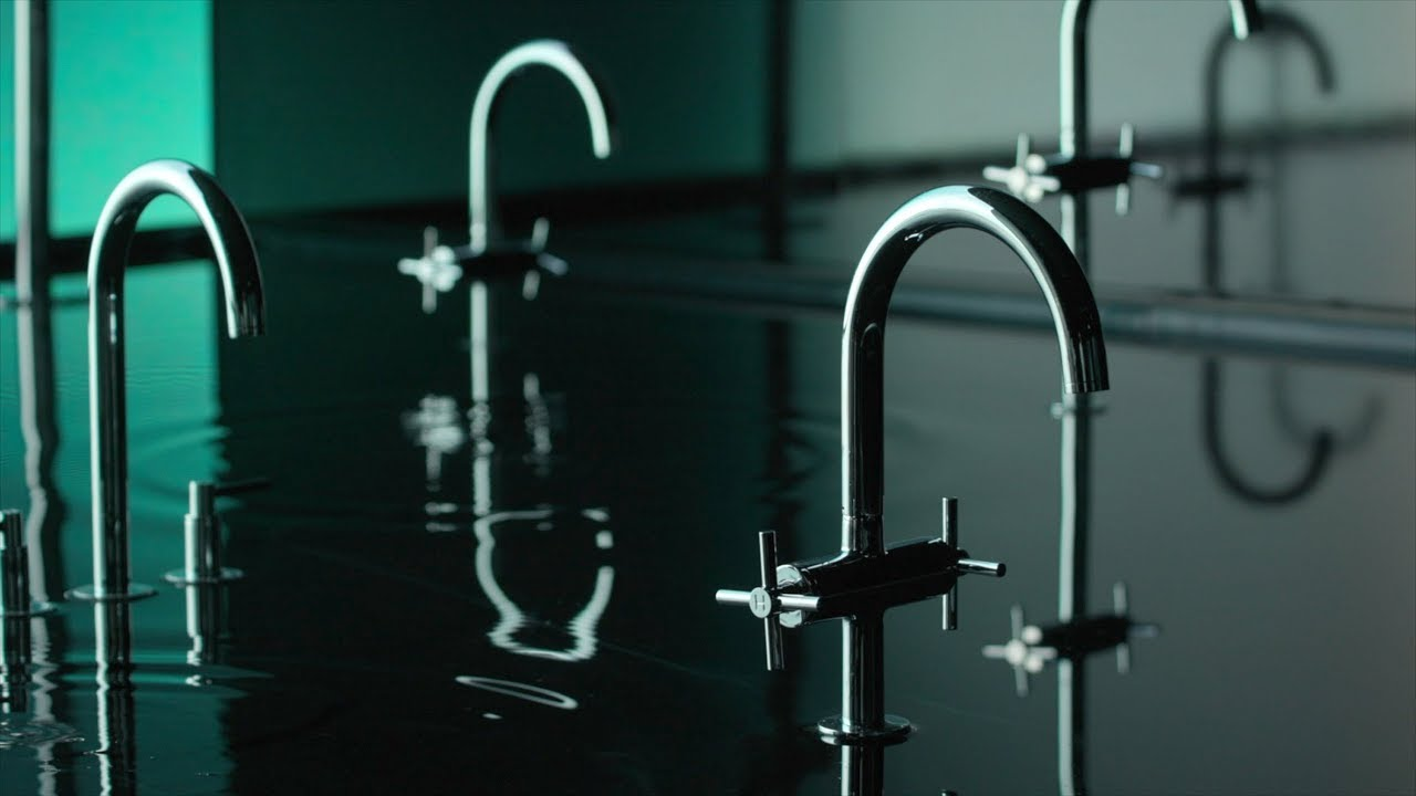 Grohe creates watery installation for launch of Atrio faucet ...
