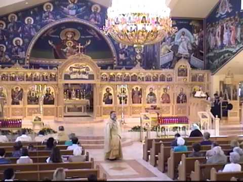 May 24 Divine Liturgy