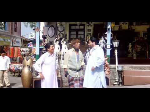 Download Ankhiyo Se Goli Maare Comedy Scene | Fayaz Takkar | Govinda | Kadar Khan | Watch Video
