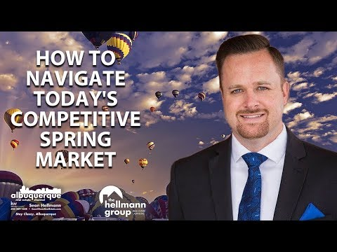 Albuquerque Real Estate Agent: How to Navigate Today's Competitive Spring Market