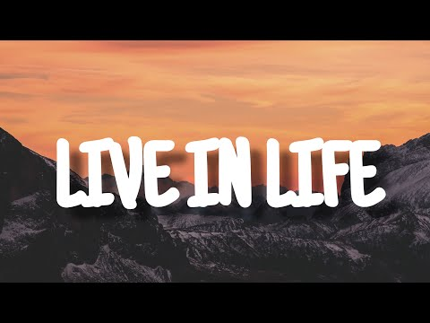 Live In Life - The Rubens (Lyrics)
