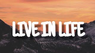 Live In Life - The Rubens (Lyrics)